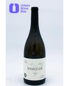 """2013 Viognier """"V"""" Whistler Estate"""