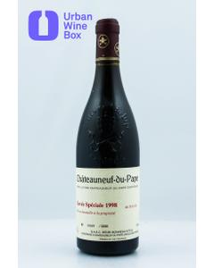 """1998 Chateauneuf-du-Pape """"Cuvée Spéciale"""" Henri Bonneau"""