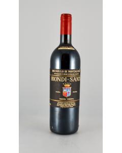 """Brunello di Montalcino """"Tenuta Greppo"""" 1999 750 ml (Standard)"""
