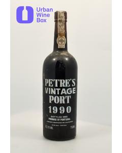 """1990 Ruby Vintage Port """"Petre"""" Niepoort"""
