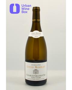 """2014 Chablis Grand Cru """"Les Clos"""" Domaine Louis Moreau"""