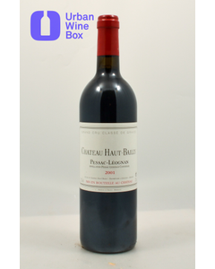 2001 Haut Bailly Chateau Haut-Bailly