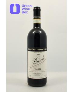 "Barolo ""Villero"" 2012 750 ml (Standard)"