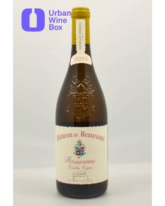 """Chateauneuf-du-Pape Blanc """"Roussanne - Vieilles Vignes"""" 2015 750 ml (Standard)"""