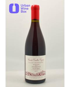 """Fleurie """"Cuvée Vieilles Vignes - Champagne"""" 2017 750 ml (Standard)"""