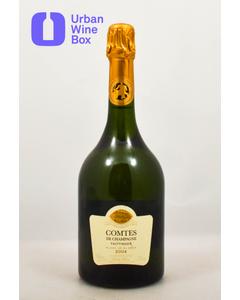 """Vintage Blanc de Blancs """"Comtes de Champagne"""" 2004 750 ml (Standard)"""
