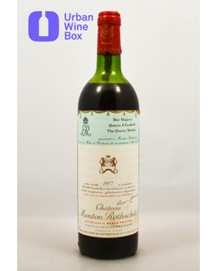 Mouton Rothschild 1977 750 ml (Standard)