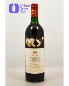 1986 Mouton Rothschild Chateau Mouton Rothschild