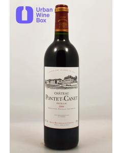 2000 Pontet-Canet Chateau Pontet-Canet