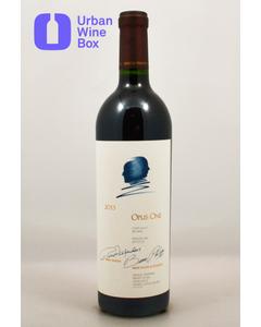 2013 Opus One Opus One Winery