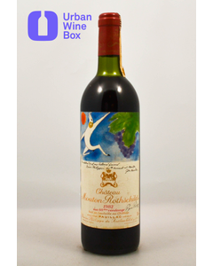 Mouton Rothschild 1982 750 ml (Standard)