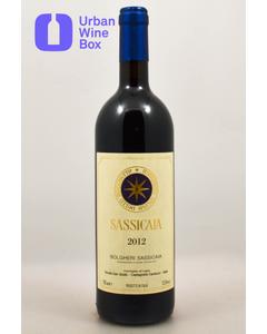 Sassicaia 2012 750 ml (Standard)