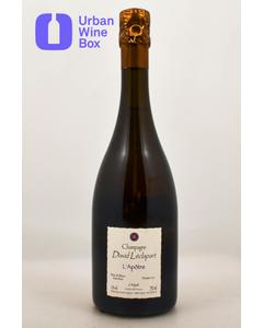 """Vintage Blanc de Blancs Extra Brut 1er Cru """"L'Apôtre"""" 2004 750 ml (Standard)"""