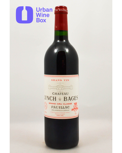 1996 Lynch-Bages Chateau Lynch-Bages