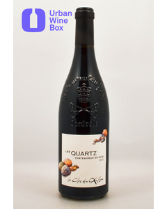 """Chateauneuf-du-Pape """"Les Quartz"""" 2012 750 ml (Standard)"""