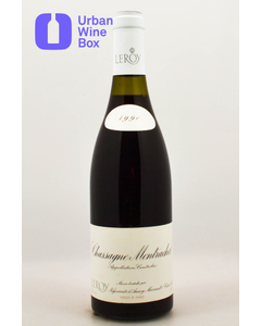 1990 Chassagne-Montrachet Domaine Leroy