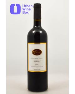2005 Merlot de Lorimier Winery