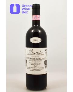 """Barolo """"Monvigliero"""" 2004 750 ml (Standard)"""