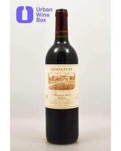 """Rioja Reserva """"Remelluri"""" 2007 750 ml (Standard)"""