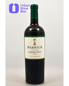 Cabernet Franc 2015 750 ml (Standard)