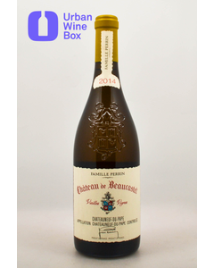 """Chateauneuf-du-Pape Blanc """"Vieilles Vignes"""" 2014 750 ml (Standard)"""