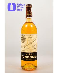 "2004 Rioja Blanco Reserva ""Viña Tondonia"" Lopez de Heredia Vina Tondonia"