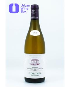2011 Corton Blanc Grand Cru Domaine Chandon de Briailles