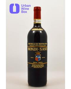 """2007 Brunello di Montalcino """"Tenuta Greppo"""" Biondi-Santi"""