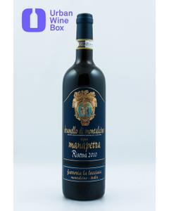 """Brunello di Montalcino Riserva """"Vigna Manapetra"""" 2010 750 ml (Standard)"""
