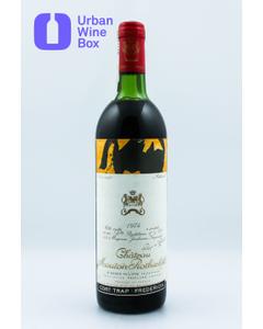 Mouton Rothschild 1974 750 ml (Standard)