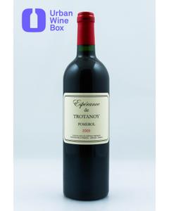 Espérance de Trotanoy 2009 750 ml (Standard)